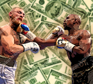 Mayweather bookmaker
