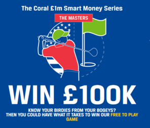 Bookmaker contest from Coral with £100 000 in the pool!