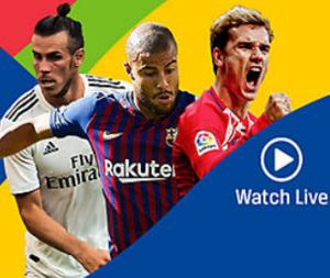 Watch La Liga in thanks to Live streaming at Coral bookmaker!