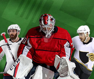 Bet on NHL and receive a $25 free bet
