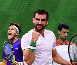 €10 free bets when betting ATP Finals