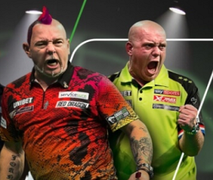 unibet darts premier league contest