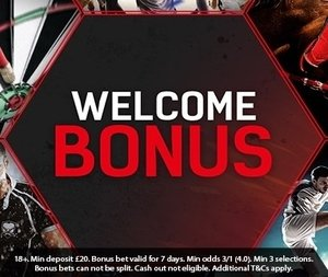 redbet welcome offer